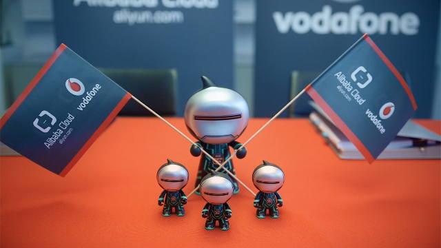 Vodafone: Alibabacloud